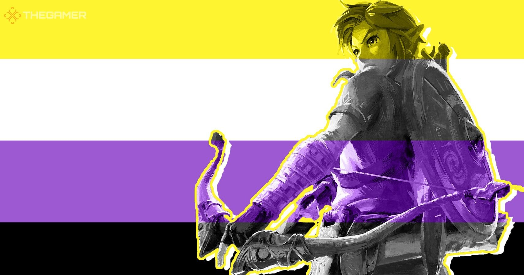 Why Breath Of The Wild's Link Is A Gender Neutral Icon
