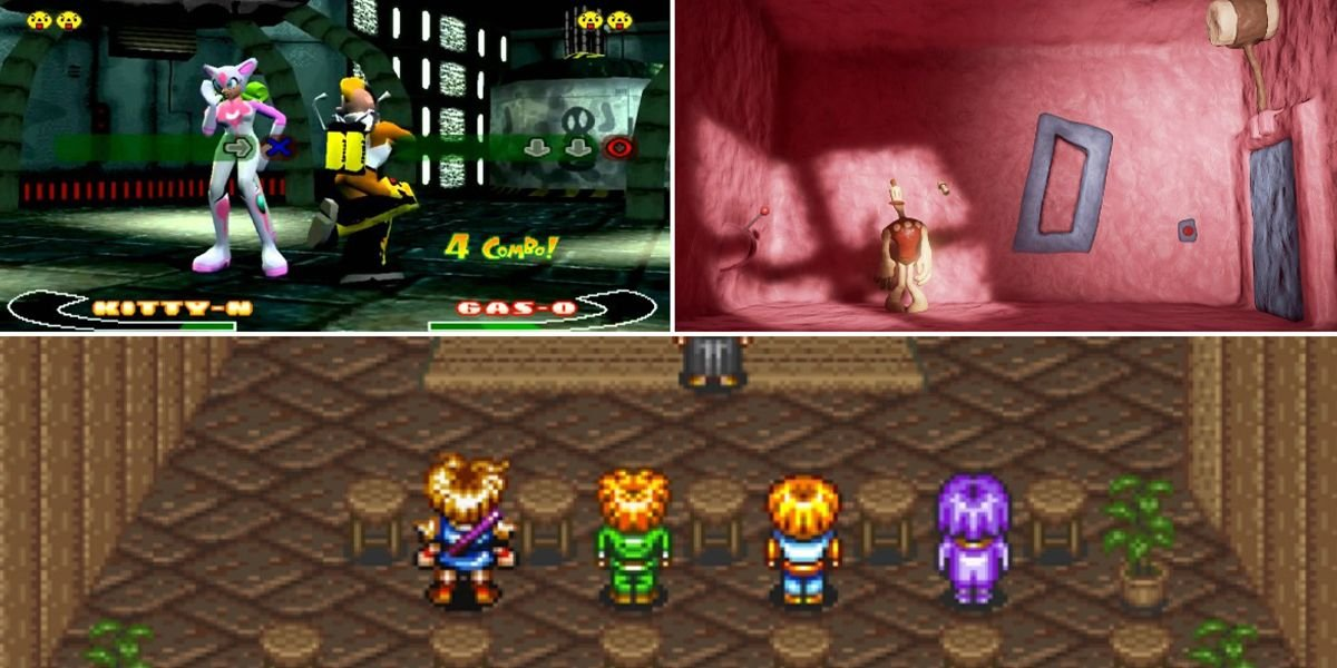 20 Forgotten Games From The 90s Worth Digging Up