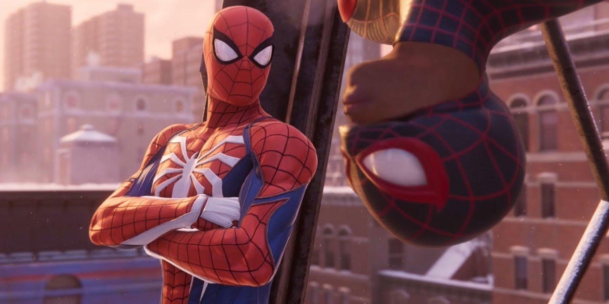 Miles Morales Post Fuels Spider-Man 2 Speculation