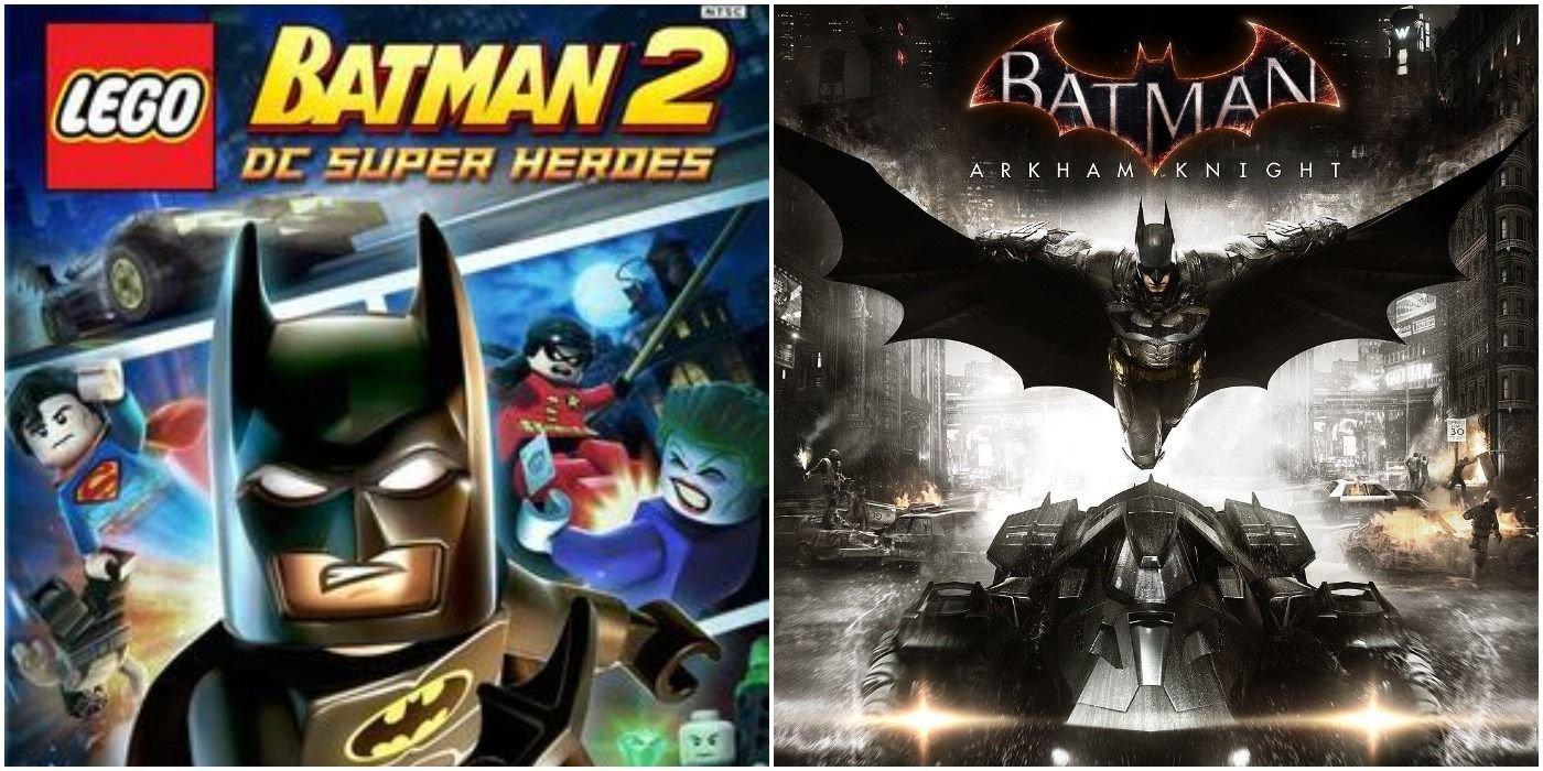 10 Best Batman Games (According To Metacritic)