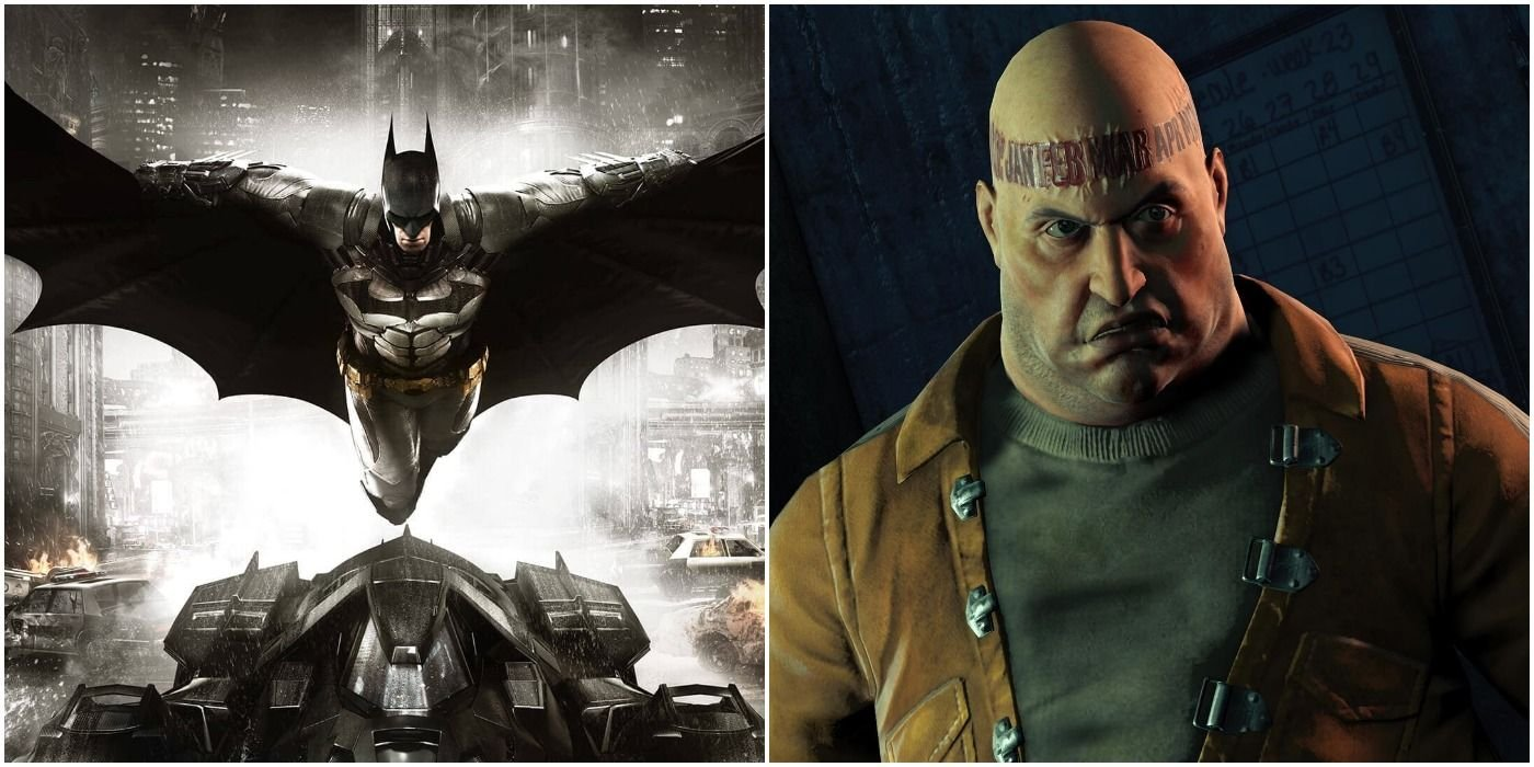 Batman: Arkham Knight – 10 References To DC Comics You Missed
