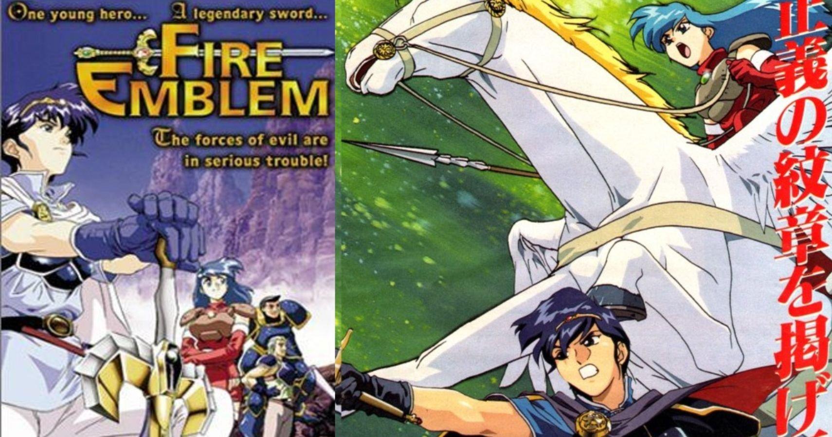 Remembering The Weird, Goofy '90s Fire Emblem Anime