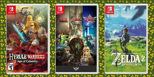 Everything You Need To Know About Zelda In 2021