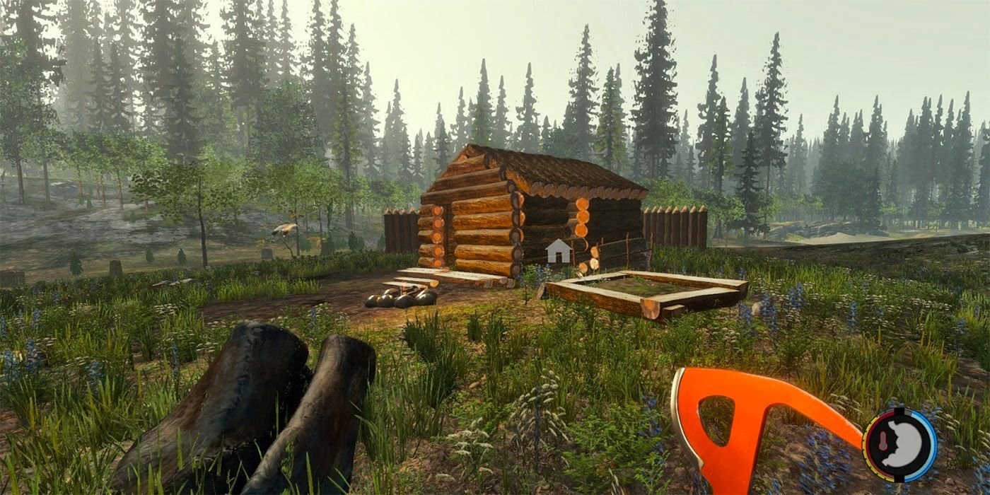 13 Best Open-World Games Where You Can Build A House