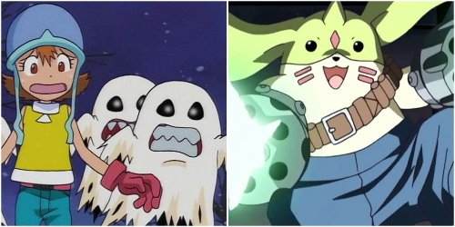 Digimon: 10 Amazing Digimon Designs That Blow Pokémon Out Of The Water