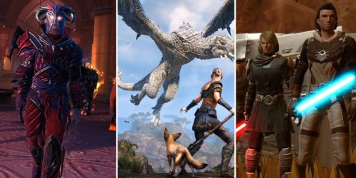 The Best MMORPGs With Little To No PvP