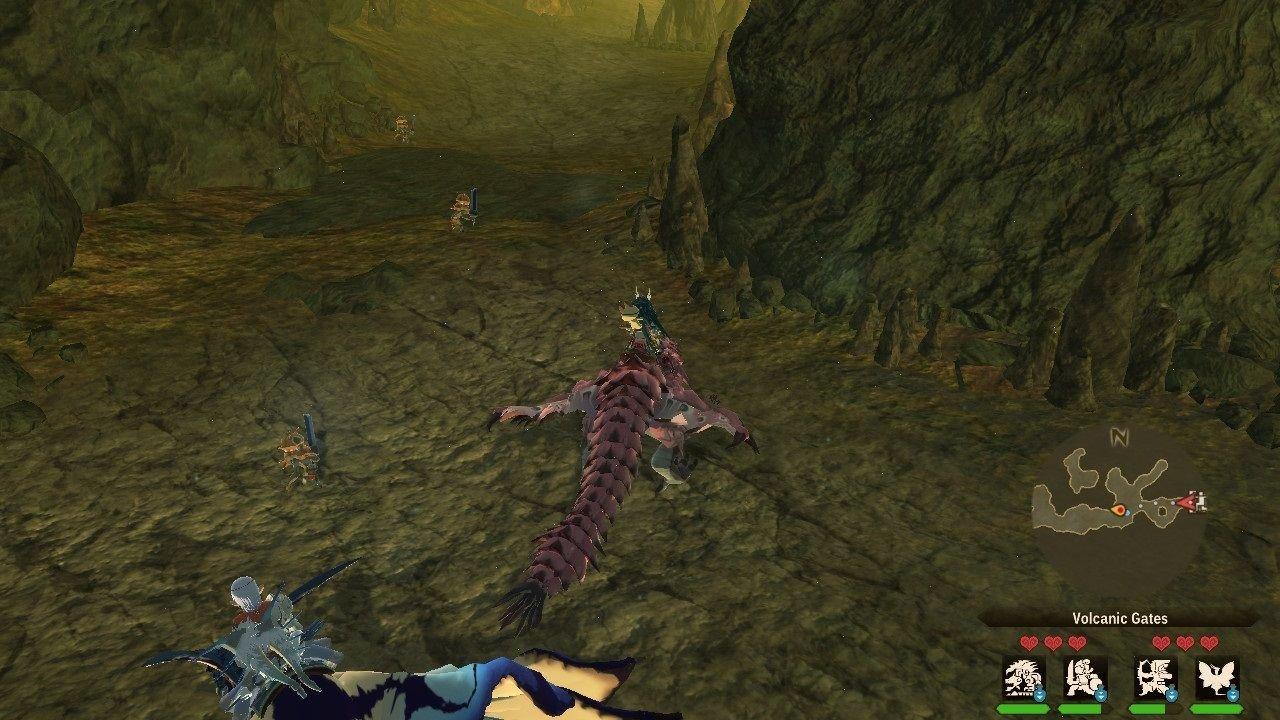 Where To Farm Shaka Treasure In Monster Hunter Stories 2