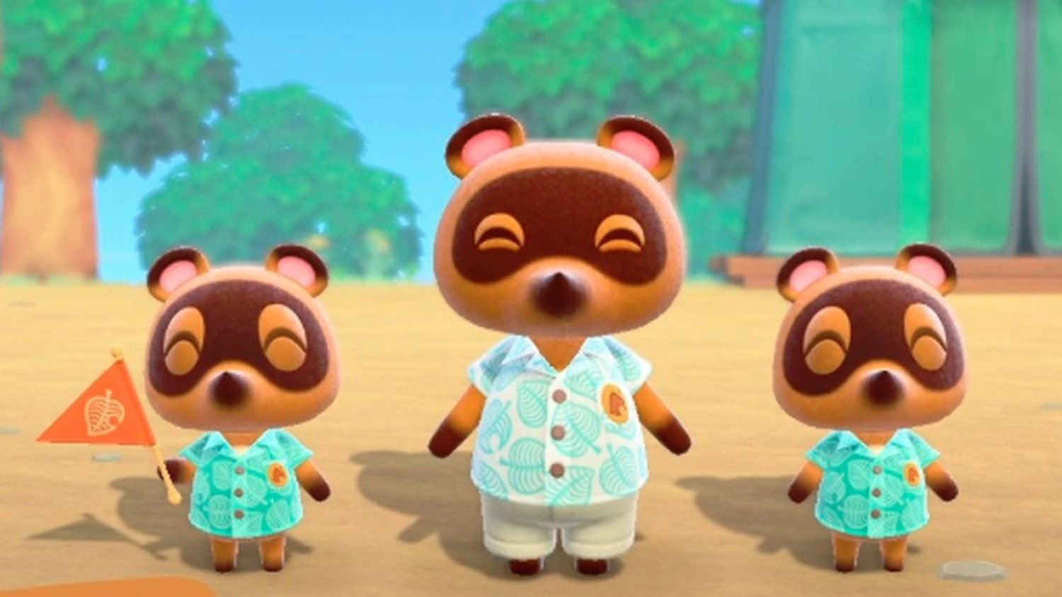 You Can Now Visit The Digital Animal Crossing: New Horizons Exhibition