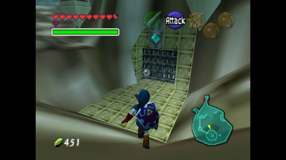 Ocarina Of Time's Water Temple Is Still The Worst In Gaming