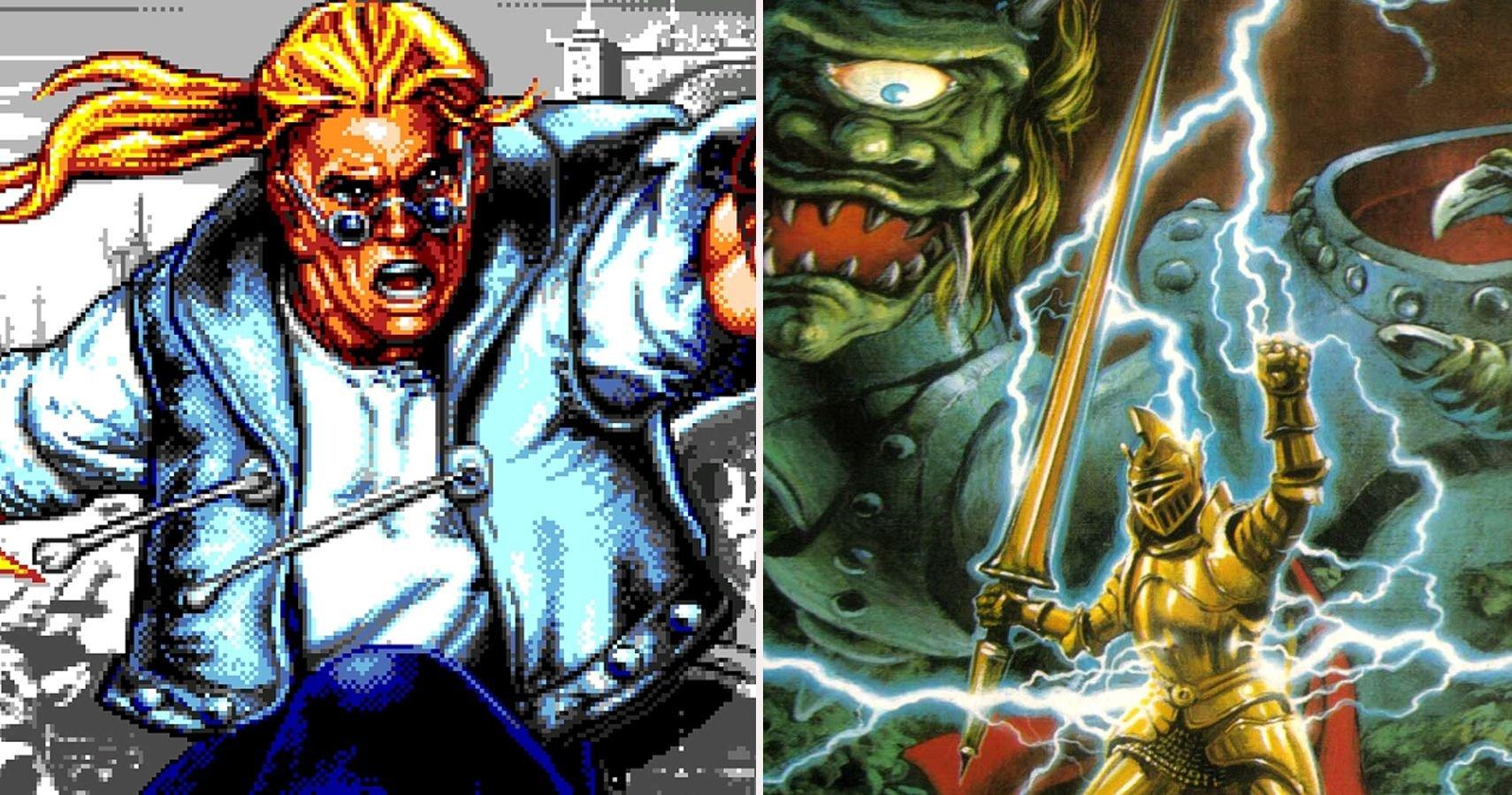 10 Sega Genesis Games That Should Get A Remake