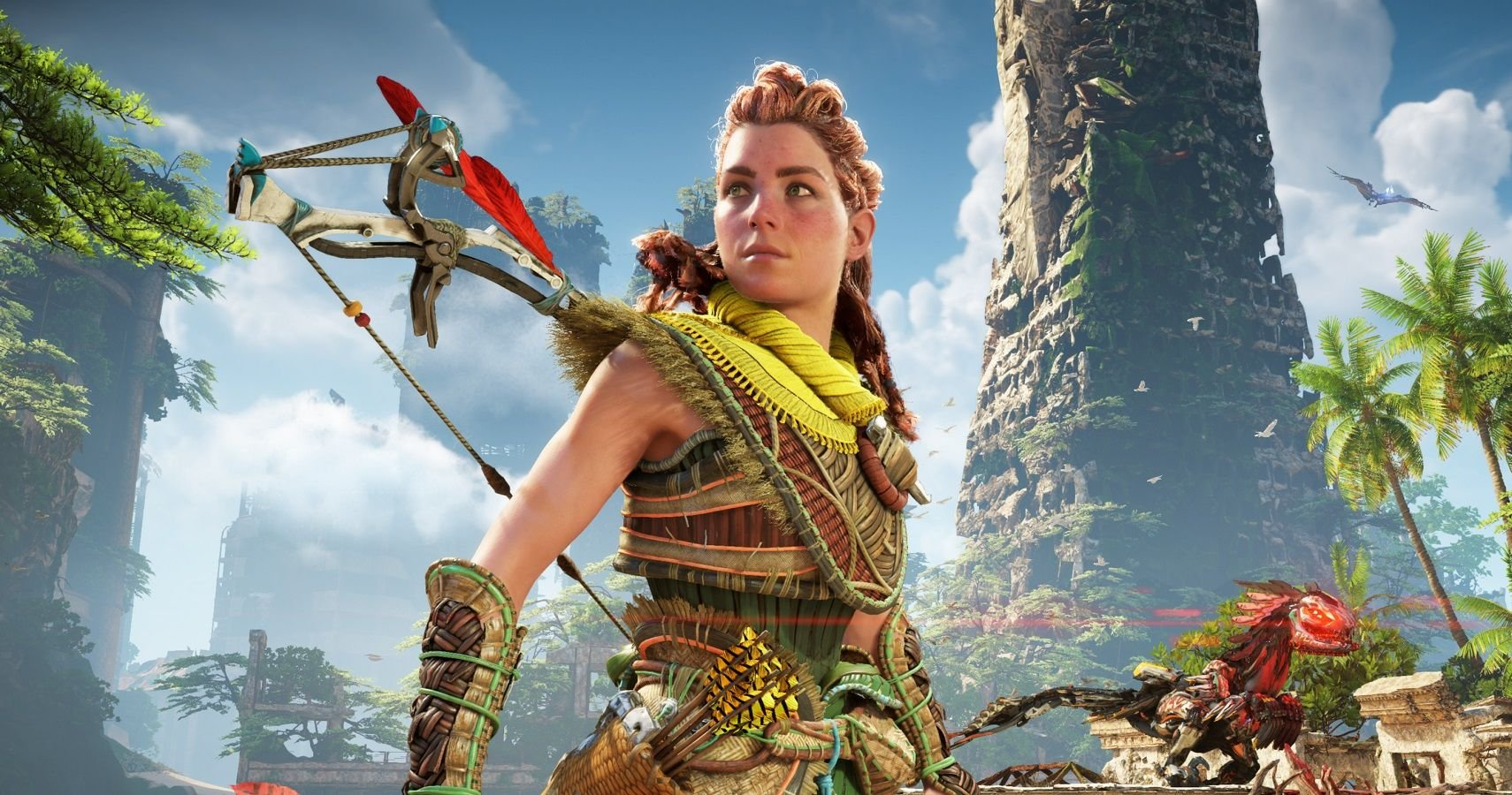 The Complaints About Aloy's Look Highlight The Hypocrisy Around Realism