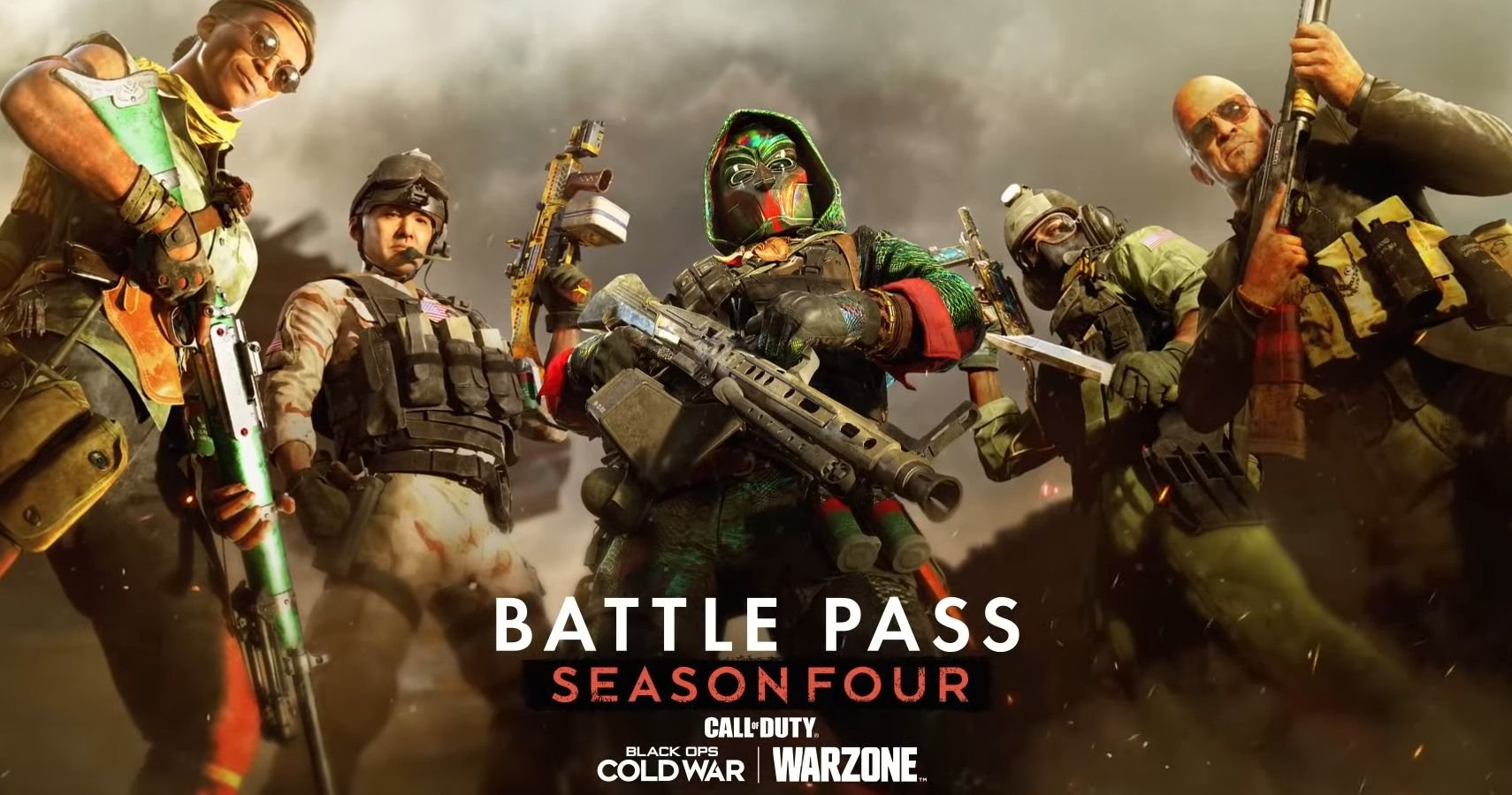Warzone & Cold War Season 4 Update: Everything You Need To Know