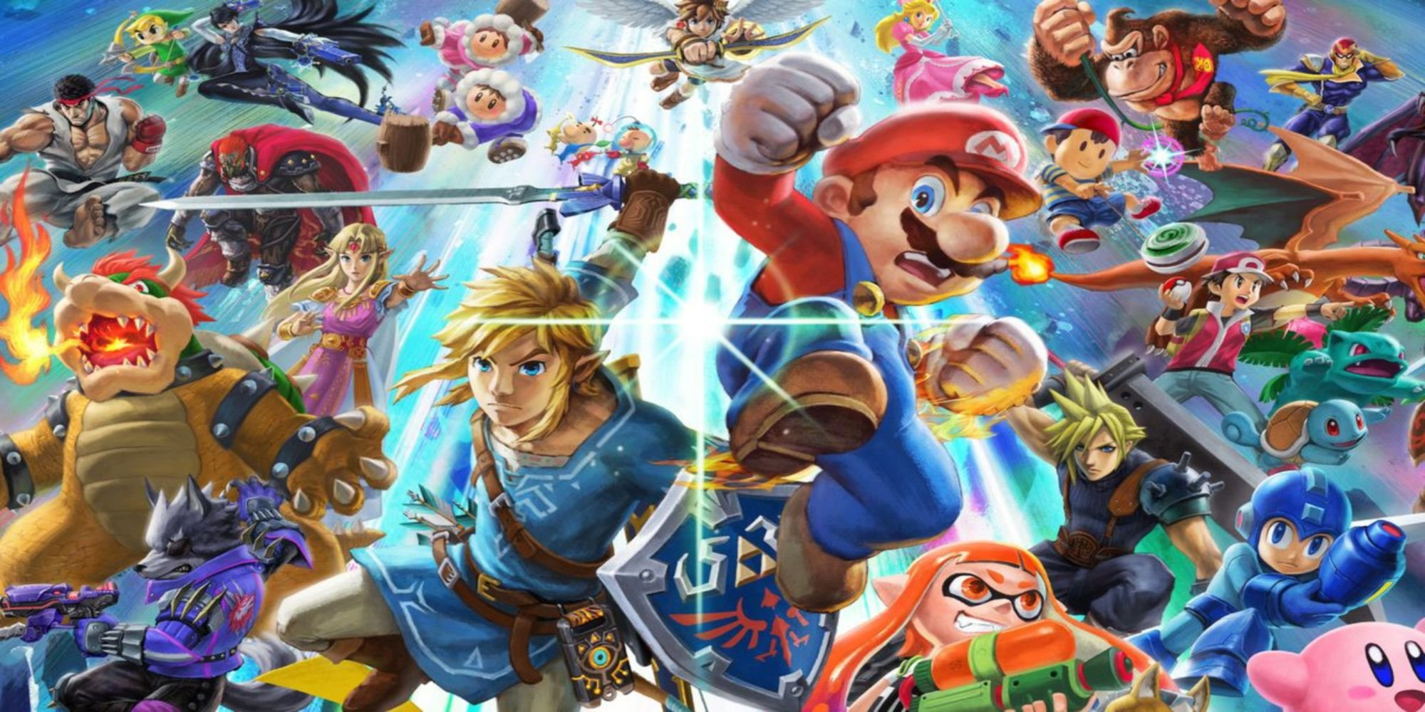 The Next Super Smash Bros. Ultimate Character Is The Last