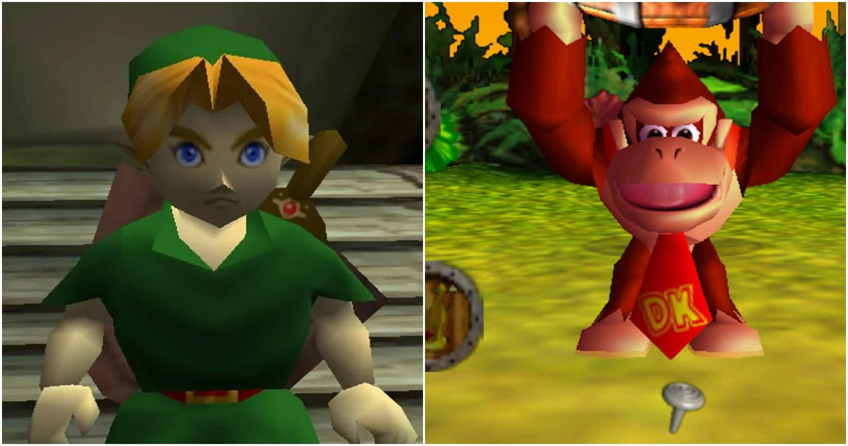 5 N64 Games That Were Way Ahead Of Their Time (& 5 That Were Just Too Generic)