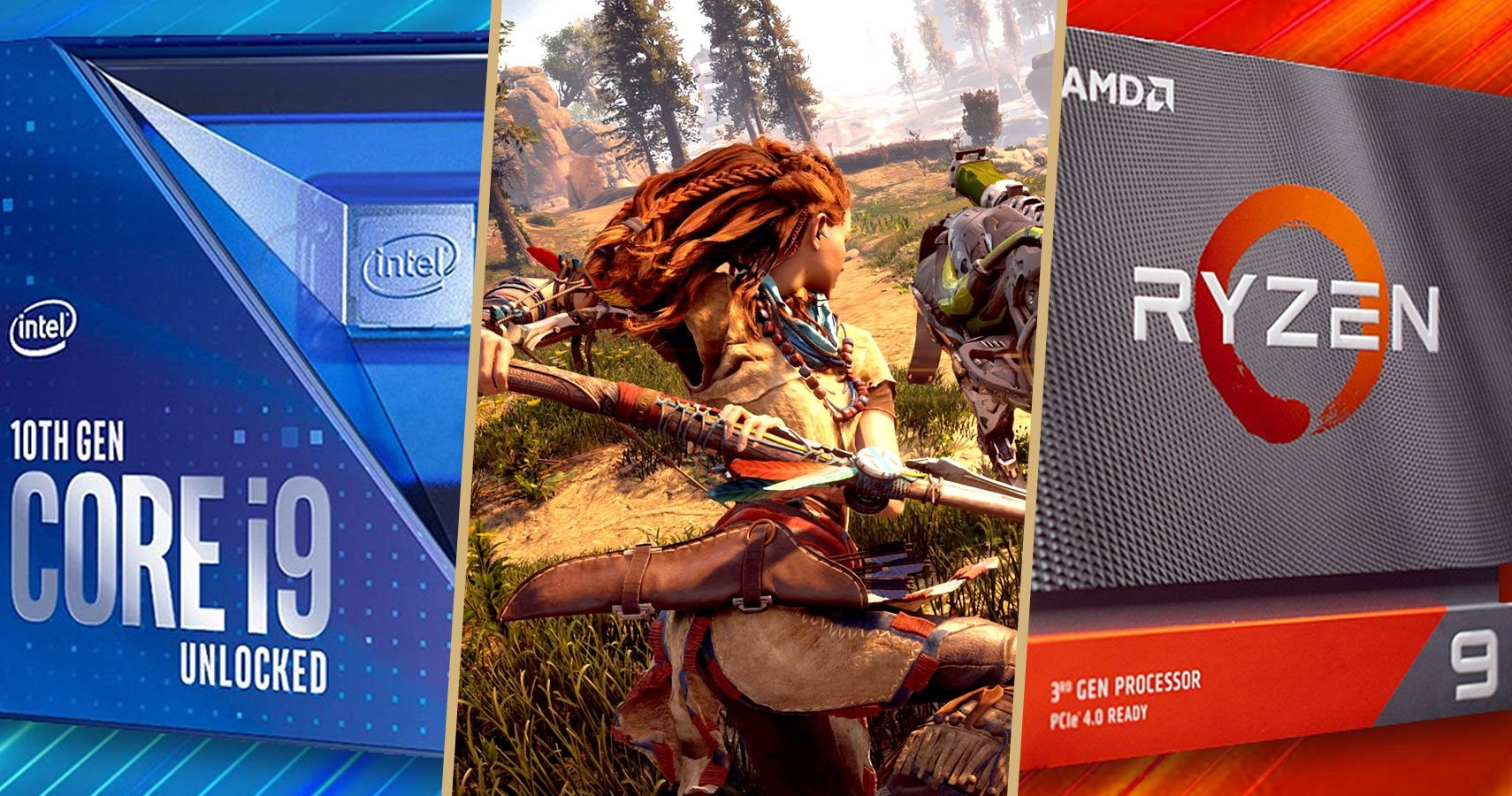 The 10 Best Gaming CPUs To Buy In 2020