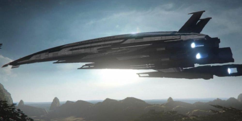 Mass Effect 3 Model Ship Guide