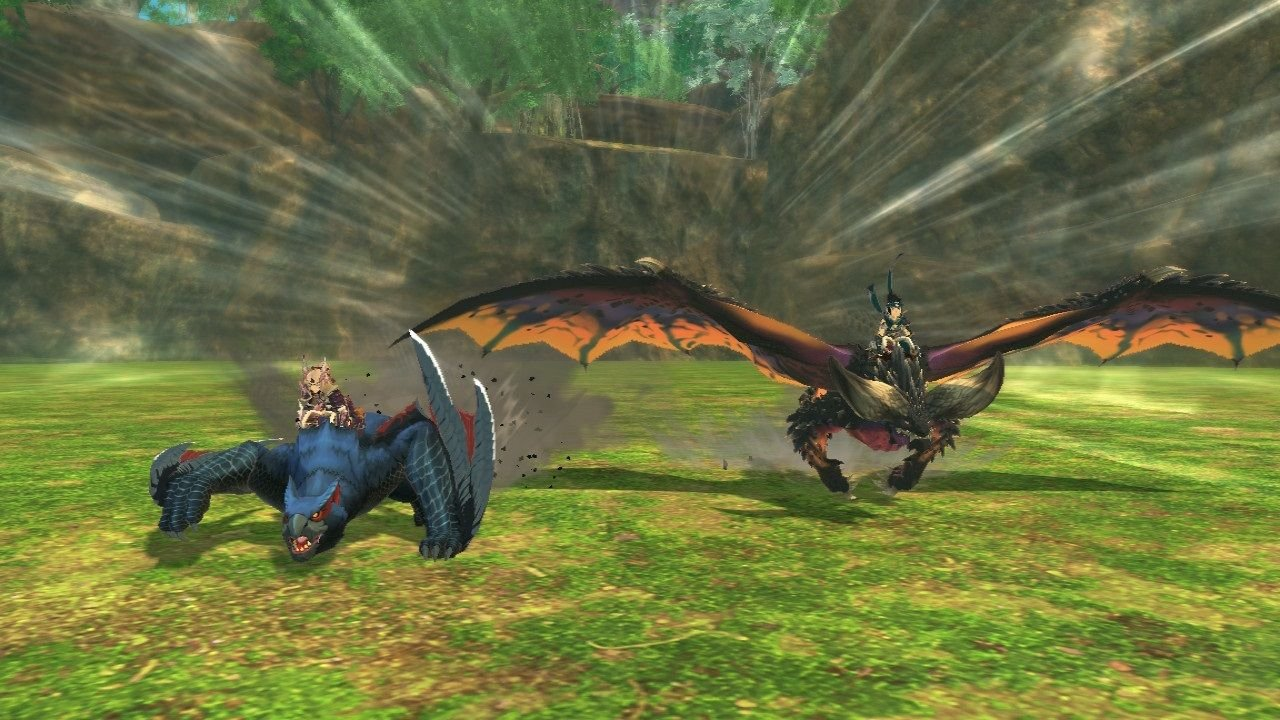 How To Play Multiplayer In Monster Hunter Stories 2: Wings Of Ruin