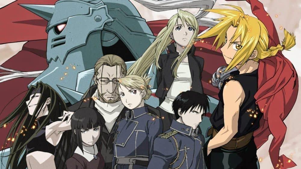 Fullmetal Alchemist: Brotherhood Is The Best Beginner Anime