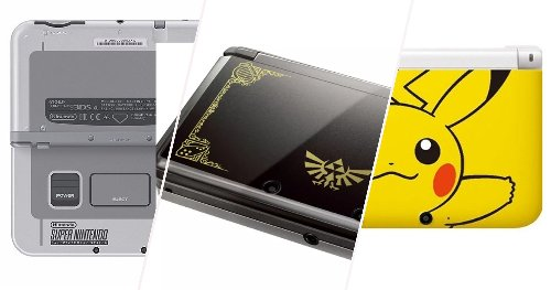 The 10 Best Limited Edition 3DS Designs, Ranked