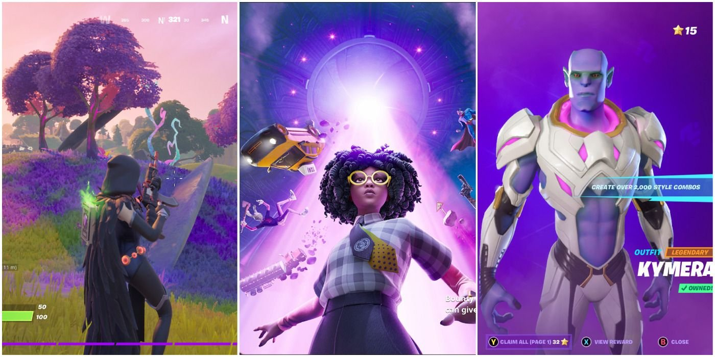 Fortnite: X Biggest Changes In Chapter 2: Season 7