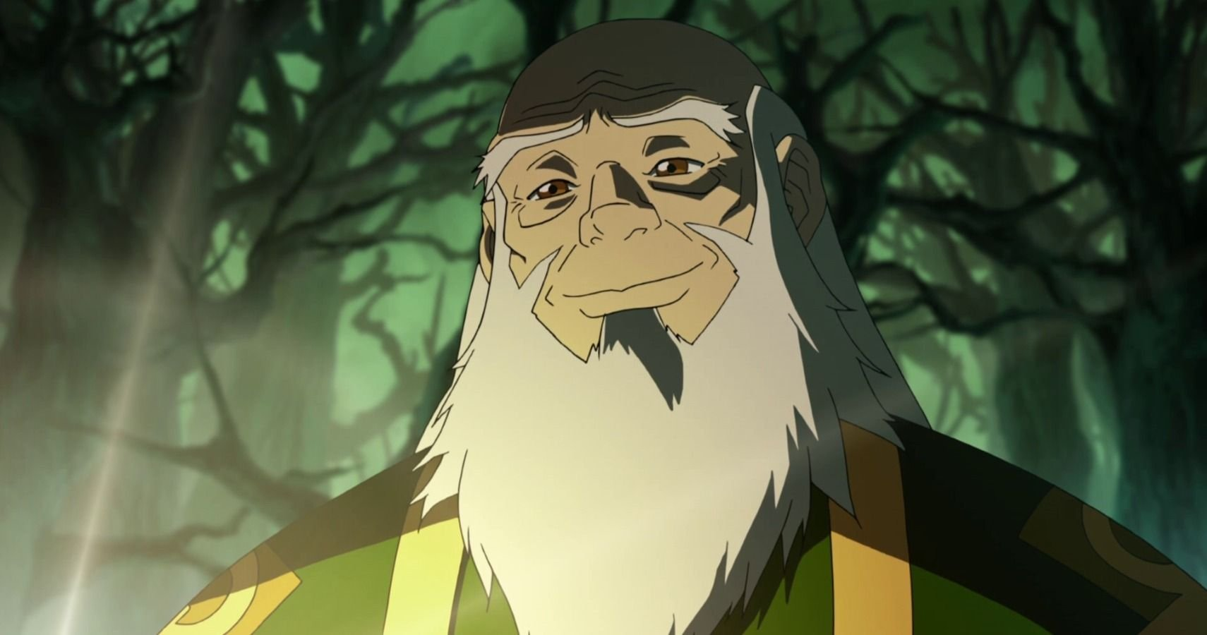 I Can't Wait To Play As Iroh In The Avatar Tabletop RPG