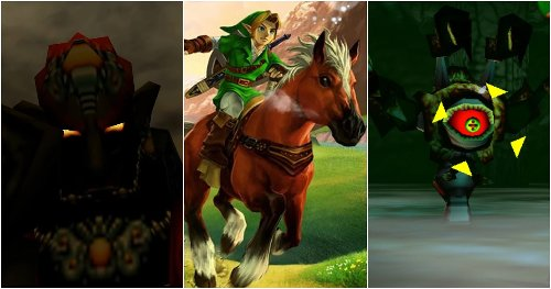 Ocarina Of Time: Every Boss Fight From Least To Most Challenging
