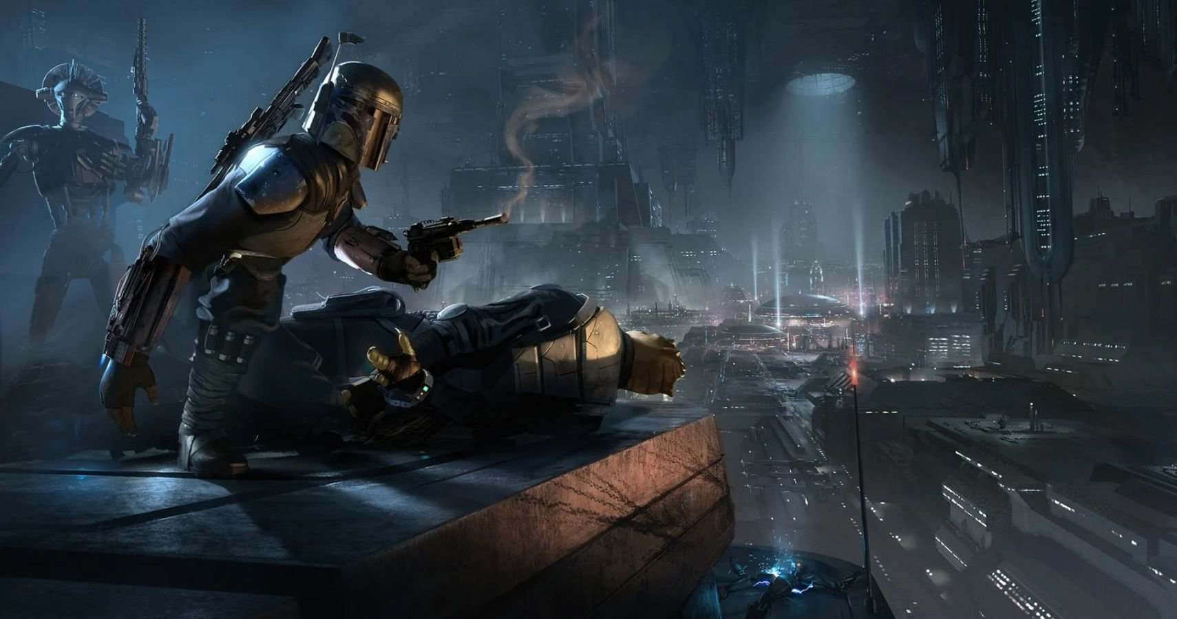 """Ubisoft CEO Says The Open-World Star Wars Game Will Be """"Groundbreaking"""""""