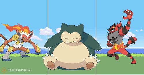 The 10 Strongest Pokemon Currently In Ash Ketchum's Roster (Except Pikachu)