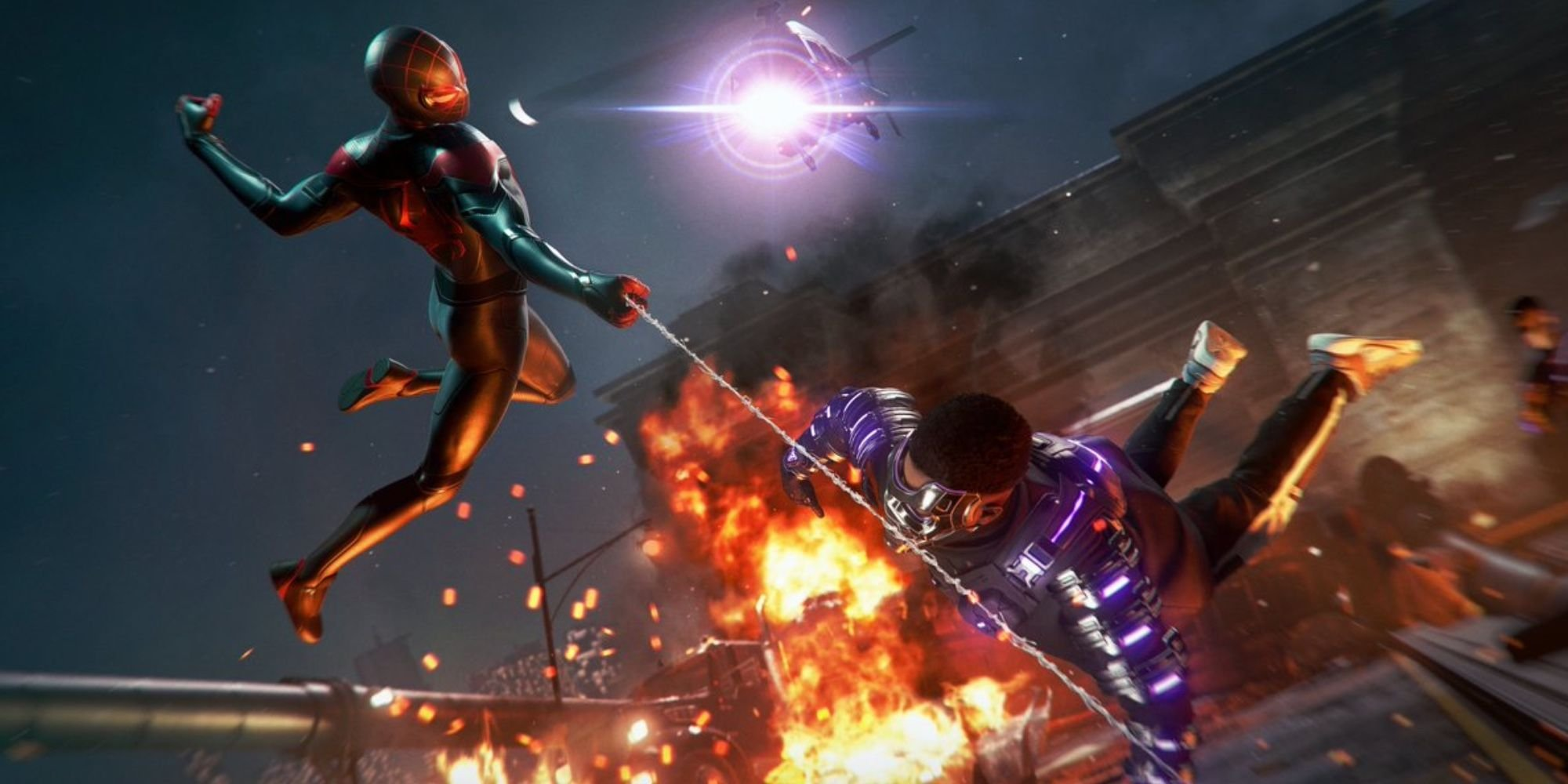 Spider-Man: Miles Morales PS5 Patch Improves Ray Tracing