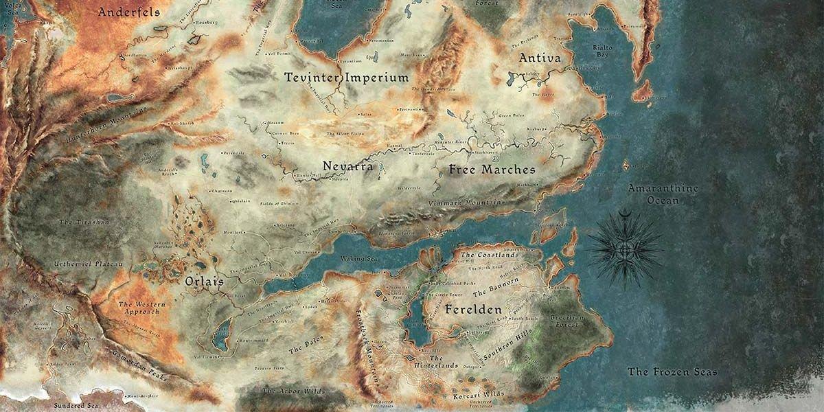 Dragon Age: Origins Hidden Easter Eggs