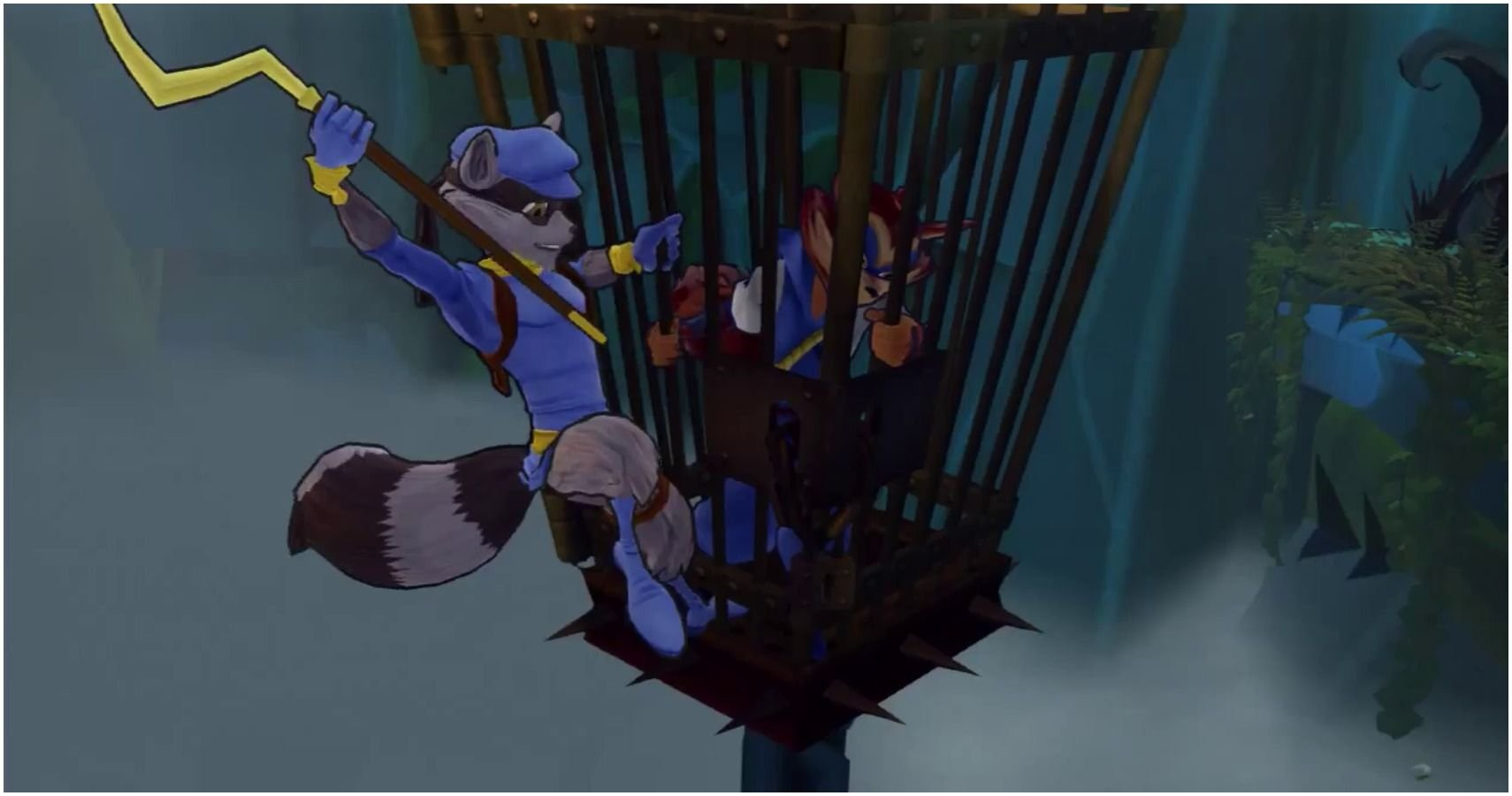 Thieves In Time Designer Wants A New Sly Cooper Game