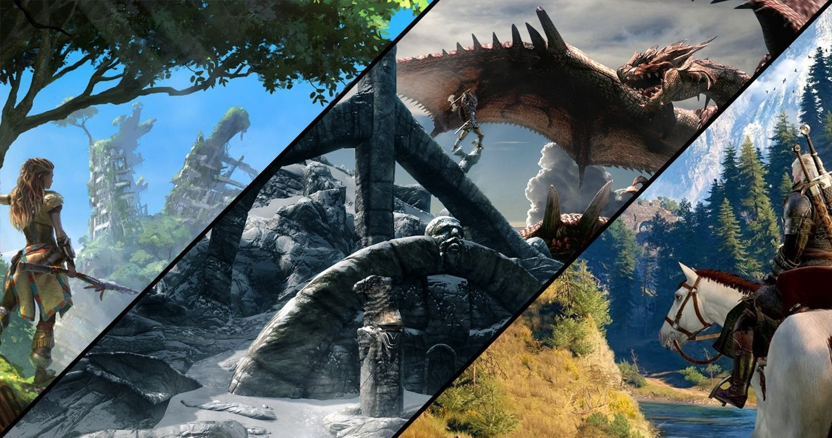 The 40 Biggest Open-Worlds In Video Games Ever From Smallest To Largest