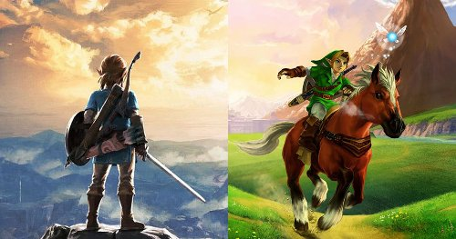Ocarina Of Time vs Breath Of The Wild: Which Game Is Actually Better?