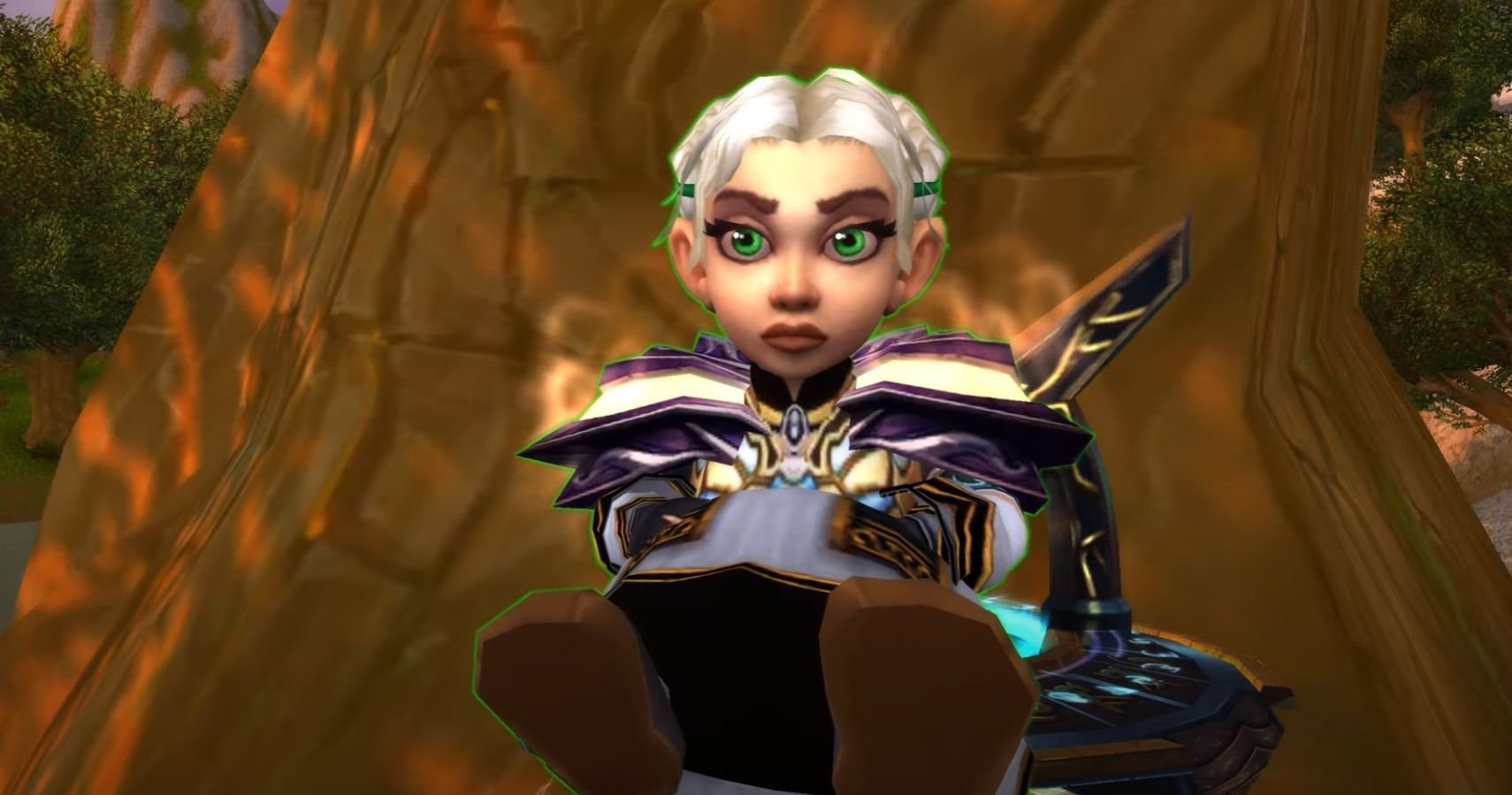 World Of Warcraft Narrative Lead Confirms Chromie Is Trans