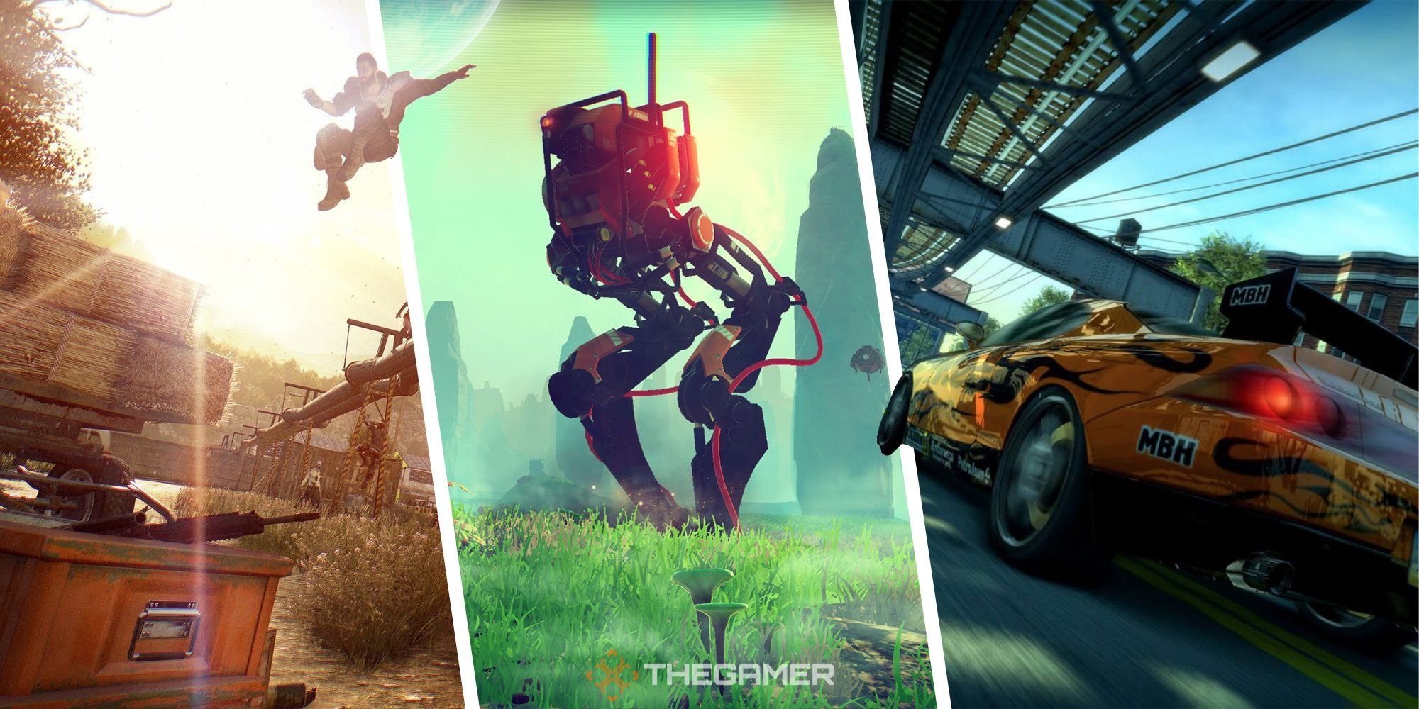 The Best Open-World Games Of All Time, Officially Ranked