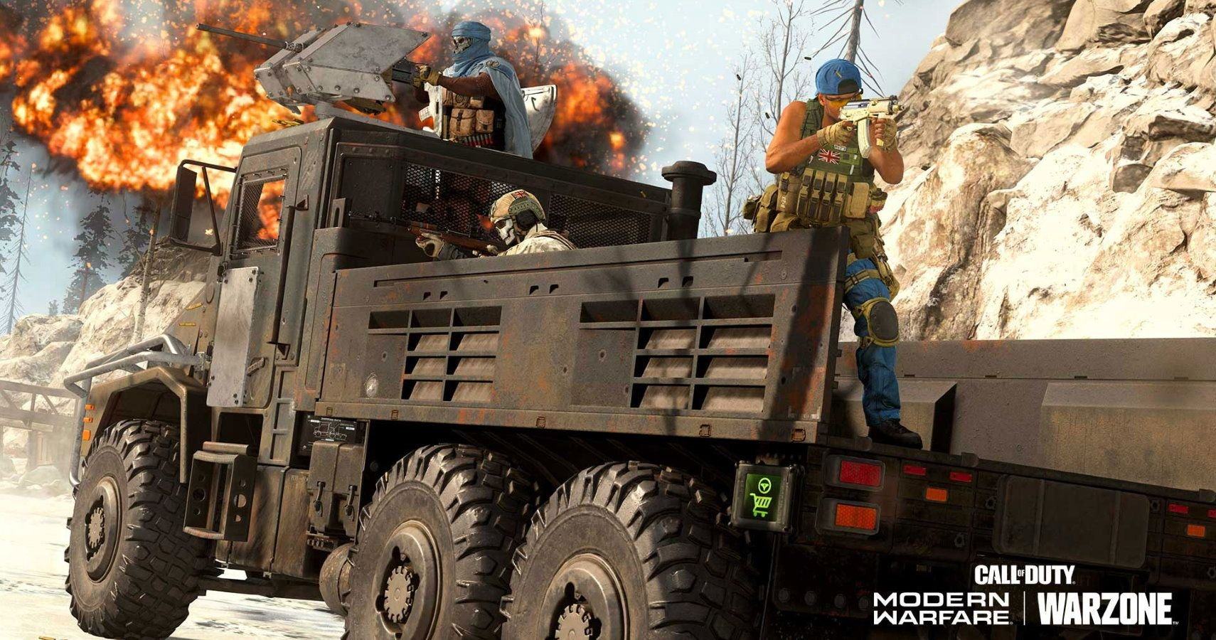 Warzone's Armored Trucks Removed For Yet Another Invisibility Glitch