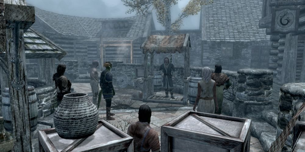 Skyrim: How To Keep Brand-Shei Out Of Jail