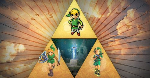 Legend Of Zelda: The Best Order To Play The Series In