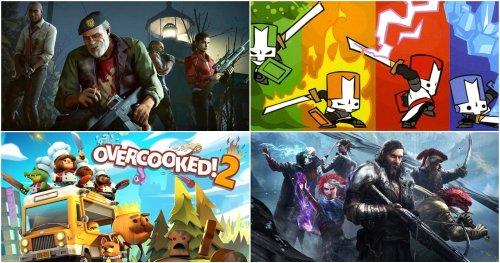 15 Best Split-Screen Multiplayer Games On PC, Ranked
