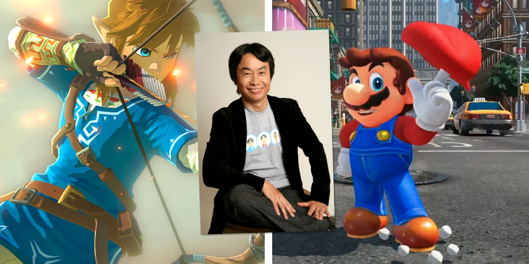 The 10 People Behind The Most Influential Nintendo Franchises