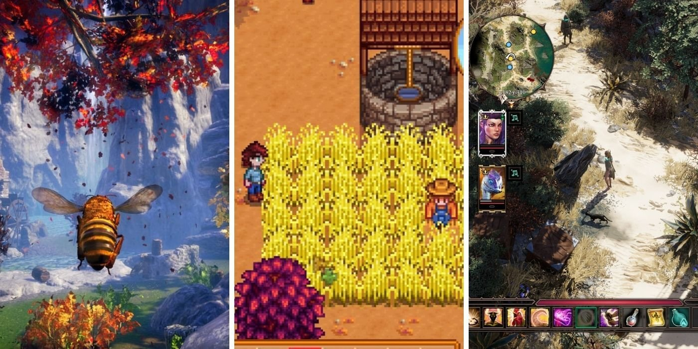 10 Best Open-World Games That Have Couch Co-Op