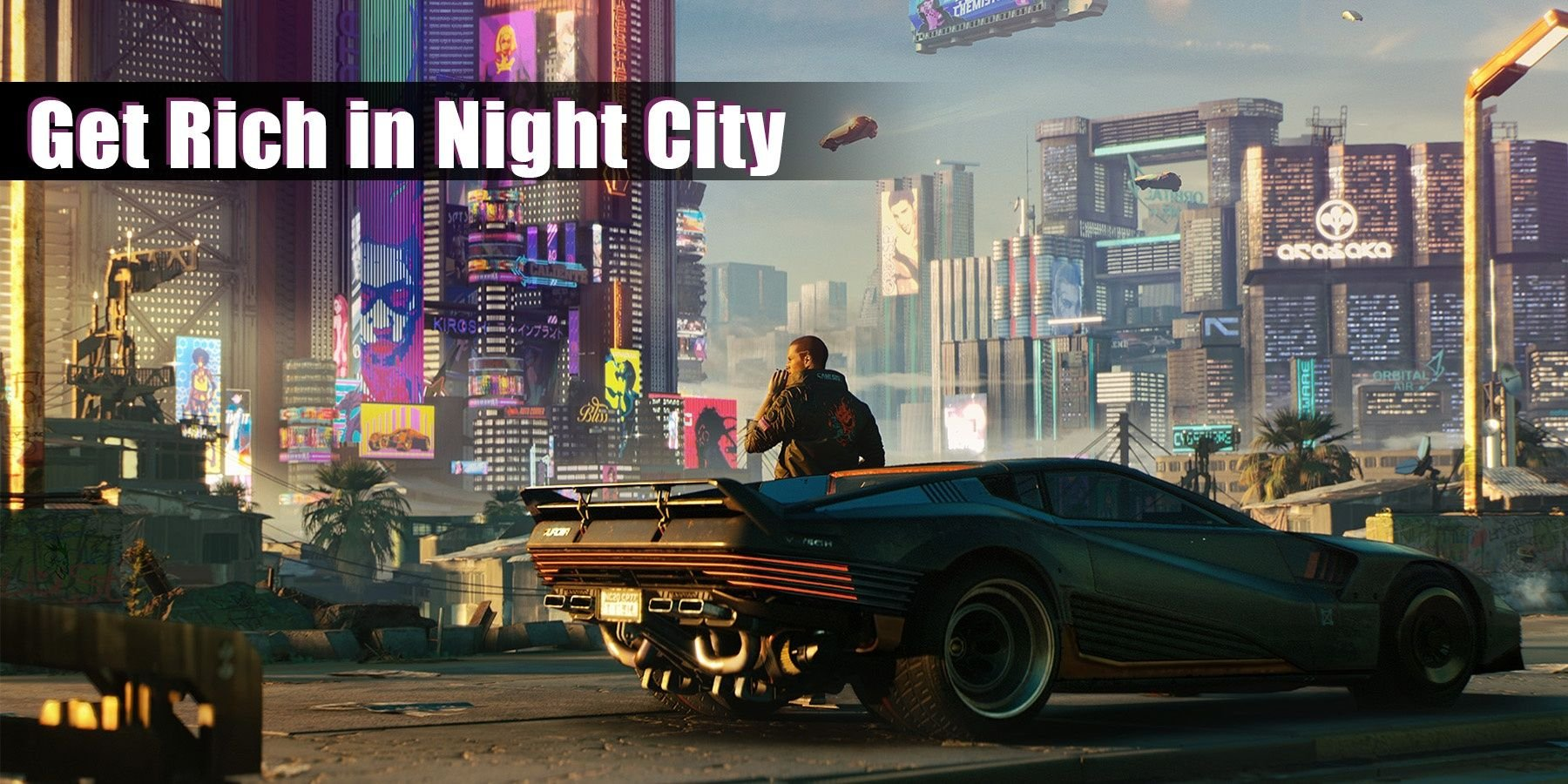 Cyberpunk 2077: 10 Side Quests The Will Make You Rich