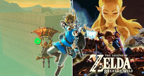 Zelda: 15 Things To Do After Beating The Main Story In Breath Of The Wild