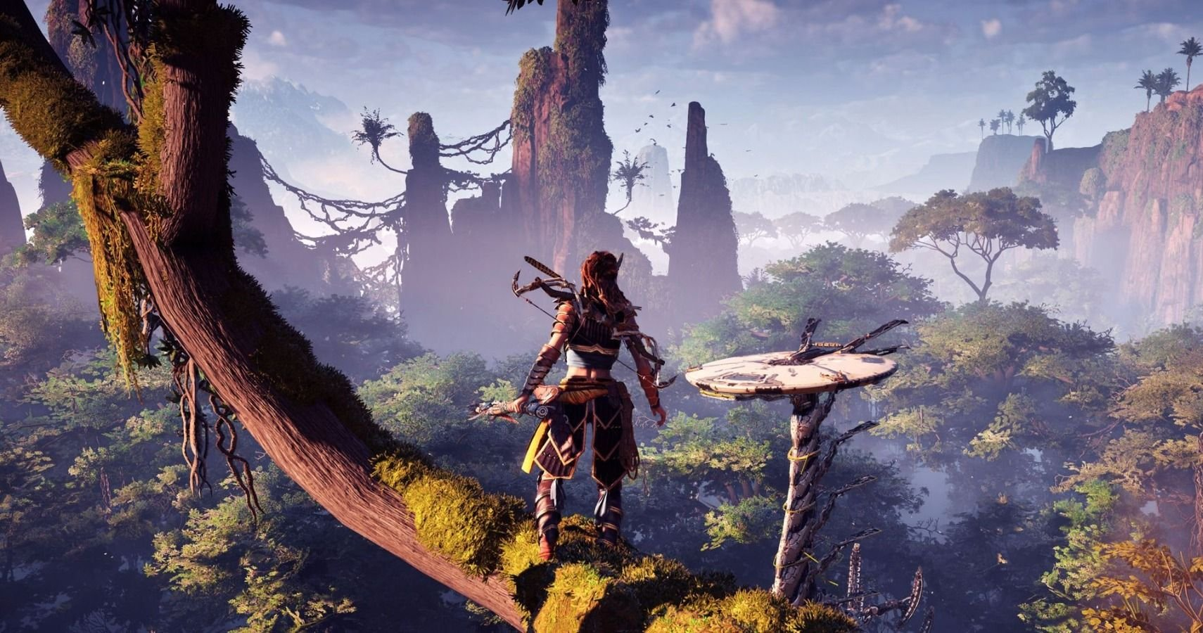 Horizon Zero Dawn's Techno-Fantasy Setting Displays The Kind Of Ambition More Games Should Strive For