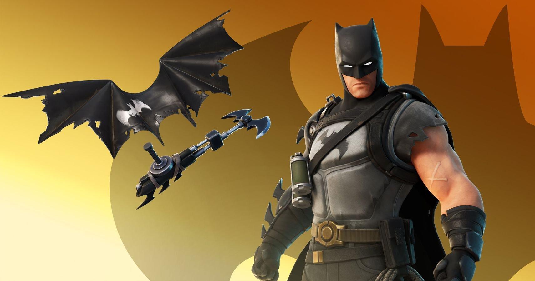 Batman Is Now In Fortnite