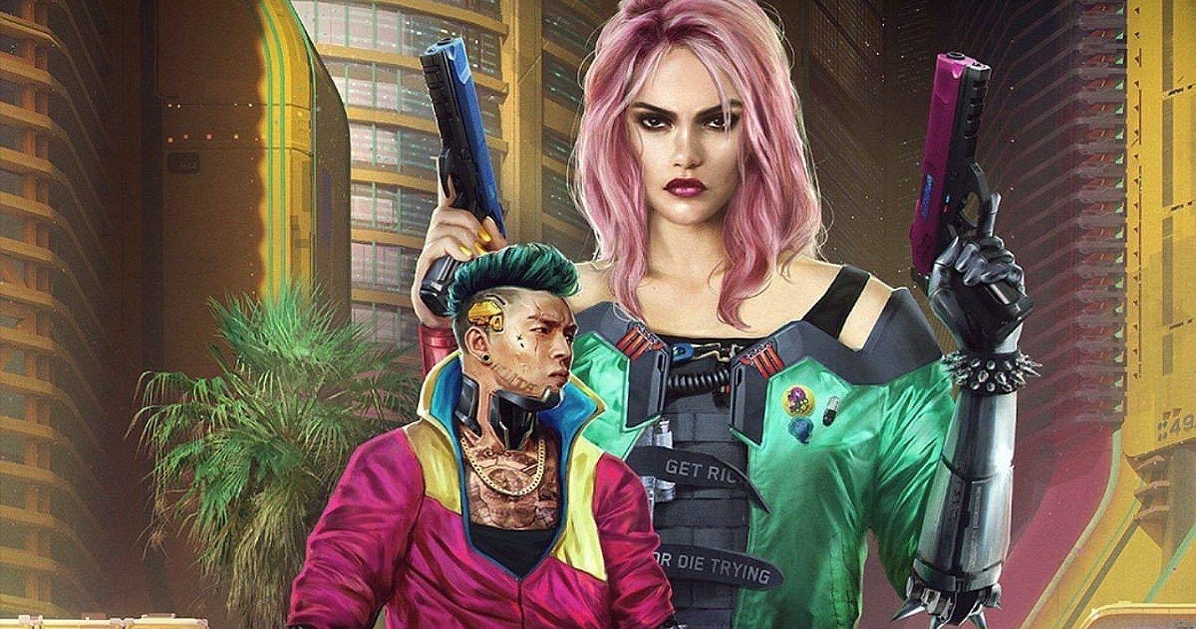 Street Kid Is The Most Popular Lifepath In Cyberpunk 2077