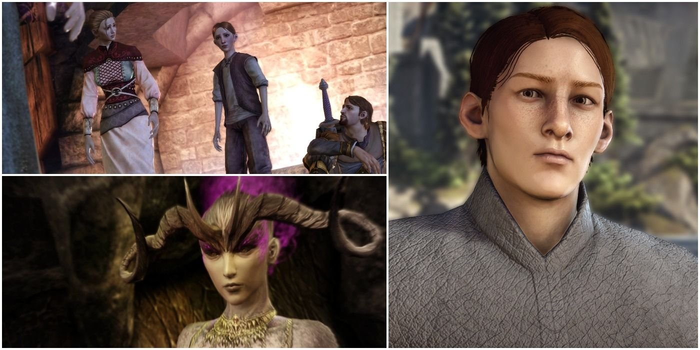 Dragon Age: 15 Most Difficult Choices In The Franchise