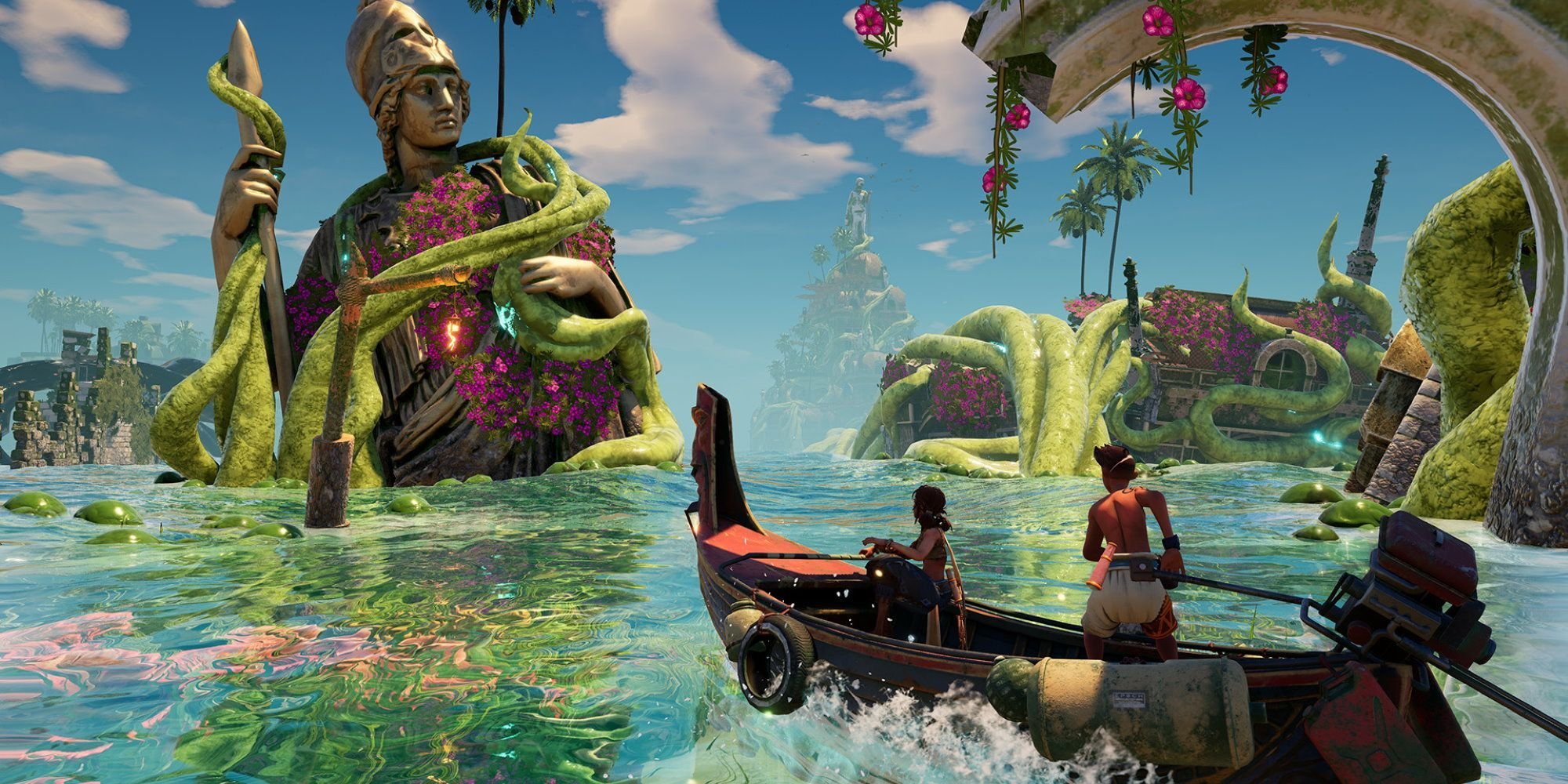 Stadia Exclusive Submerged: Hidden Depths Coming To PC