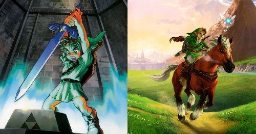 Fan Upscales The Legend Of Zelda: Ocarina Of Time In 4K 60 FPS