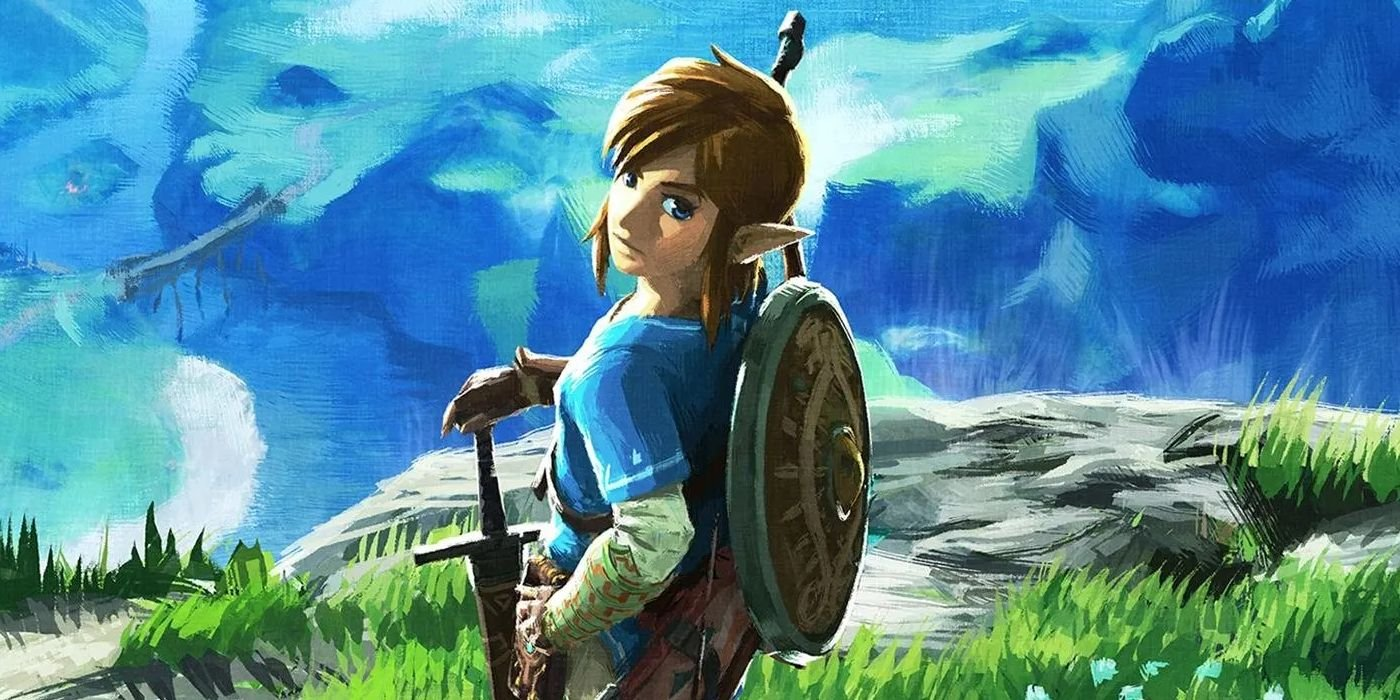 Man Arrested For Modding The Legend Of Zelda: Breath Of The Wild